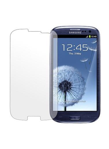 S3/9300 Tempered Glass Çizilmez Cam Ekran Koruyucu-Screen Guard